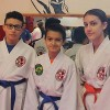 EVENTOS: Graduação da Academia Ironbound Karate, Newark, NJ