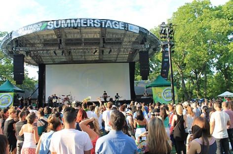 Cobertura do show de Preta Gil no Central Park Summer Stage