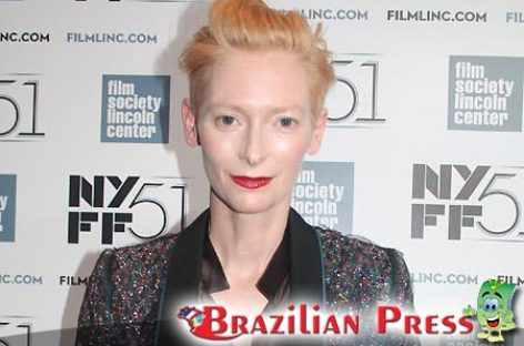 As Estrelas no Red Carpet do 51st New York Film Festival