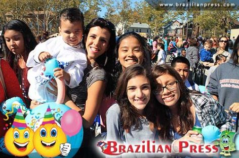 EVENTO: 13º Kids Festival Brazilian Press . Parte 2