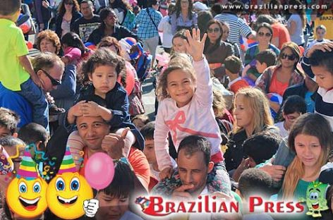 EVENTO: 13º Kids Festival Brazilian Press . Parte 3