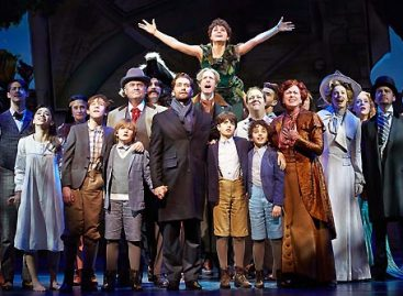 Finding Neverland: Novo hit da Broadway conta a criação da fábula de Peter Pan