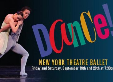 Dance! New York Theatre Ballet at Schimmel Center