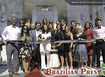 EVENTO: Grande Abertura do House of Leilan's Spa Salon