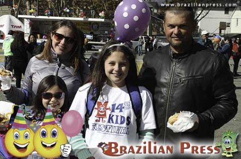 EVENTO: 14º Kids Day Brazilian Press 2015