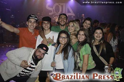 EVENTO: Show SOJA, no PlayStation Theater