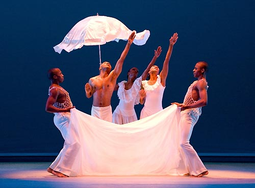 Alvin Ailey REVELATIONS, Take Me To The Water