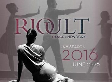 Dance This Week: RIOULT Dance NY explores sensuality and perception with new show