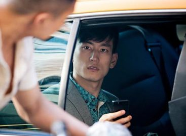 """MOVIE REVIEW: The complicated partnership of two stubborn men in """"Front Cover"""""""