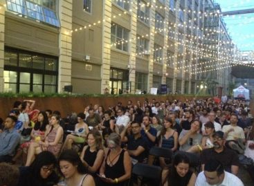 Celebrating 20 years Rooftop Films continues its 2016 prestigious season