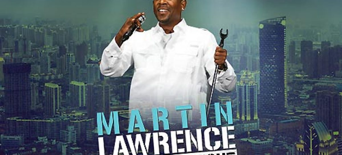 Prudential Center Presents Martin Lawrence Doin' Time: Uncut Live