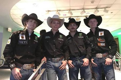 Cobertura de Fotos Rodeio PBR no Madison Square Garden em NYC