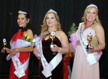 "Fotos: Sucesso do ""Beautiful Forever Pageant"""