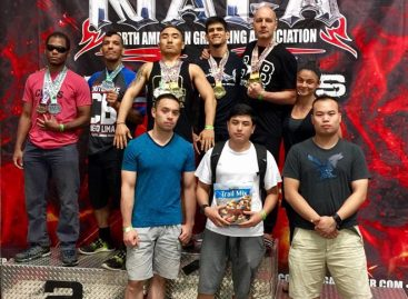 "Naga North American Grappling Association: ""Battle at the Beach """