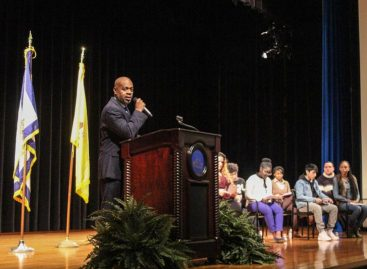 Mayor Baraka says students deserve a strong voice in charting the future of Newark schools under local control