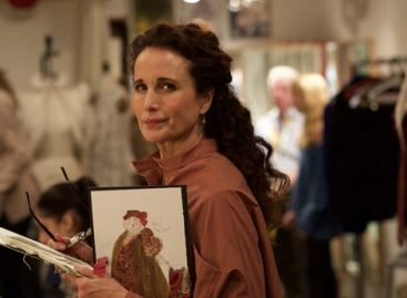 Love After Love: Star Andie MacDowell gives a tour-de-force performance in enchanting ensemble drama