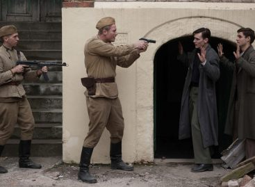 Hiding out while Resisting Nazism, and Other Flicks