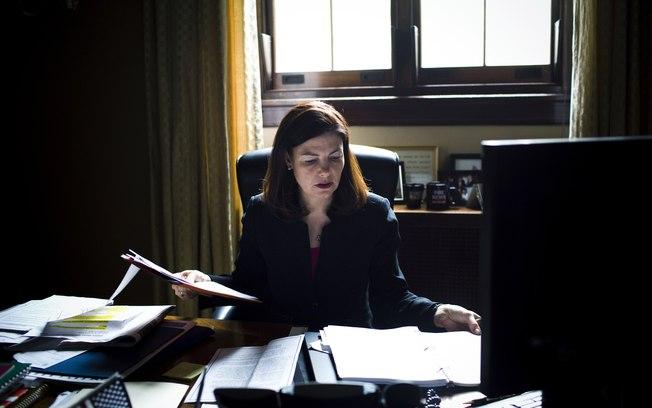 mulheres no senado