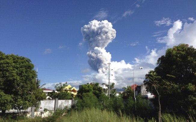 vulcao filipinas
