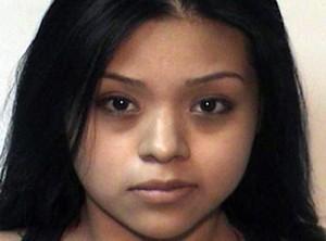 mulher presa brunswick