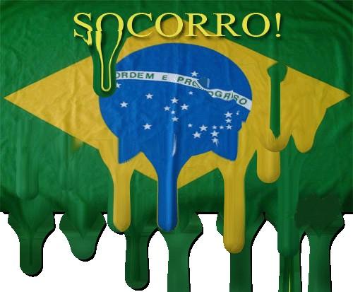 brasil socorro bandeira lea