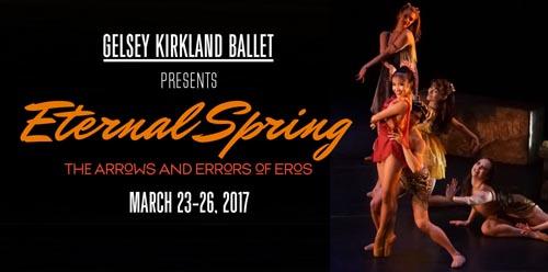 Fundada em New York, Gelesey Kirkland Ballet apresenta nova adaptacao neste fim de semana