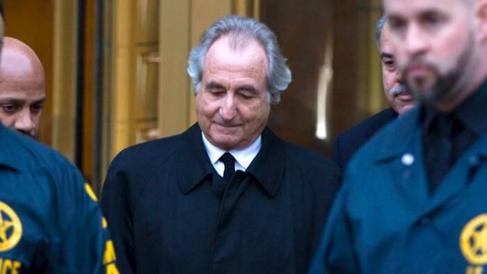 Bernard bernie Madoff 2008 dead morre